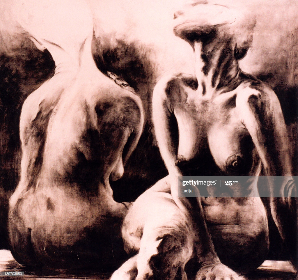 Two naked women - I am author of this image